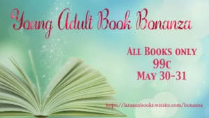 YA, Young adult, 99 cents, books, sale, book sale